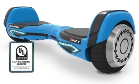 Hovertrax 2.0 Blue