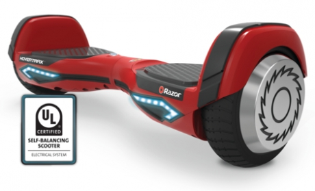 Hovertrax 2.0 Red
