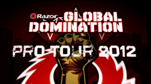 Razor Domination Tour