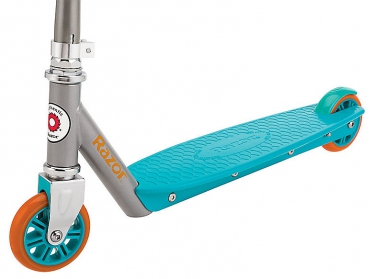 Berry Scooter Teal/Orange 2